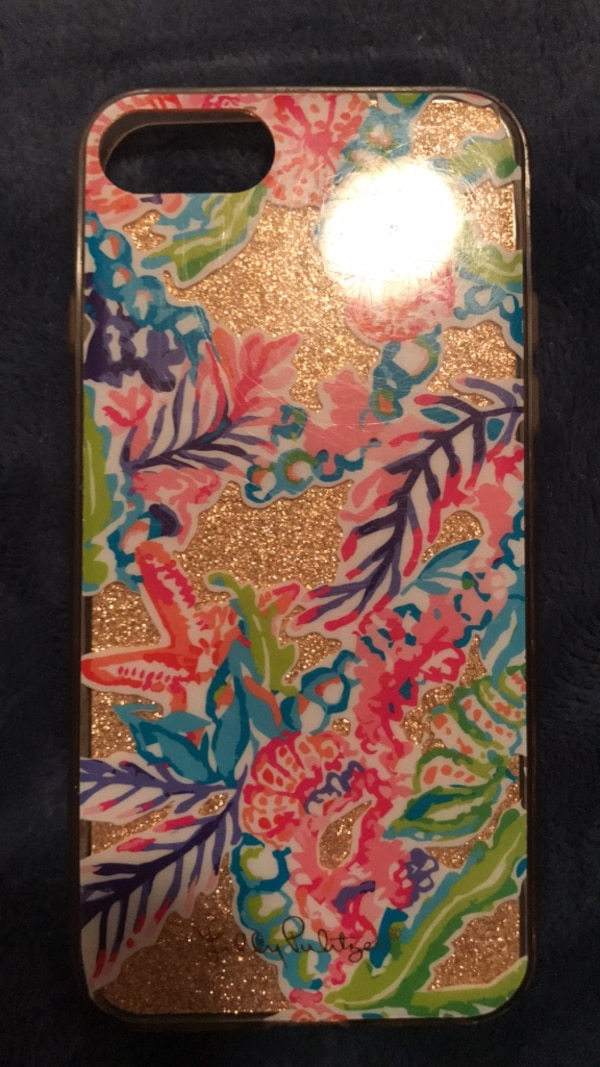 c3967151ea117b Used Lilly Pulitzer iPhone 7 case for sale in Kennesaw - letgo