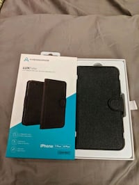 black iPhone 7 plus with box Vancouver, V5P 4K1