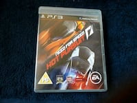 Sony PS3 Need for Speed Hot Pursuit game  London