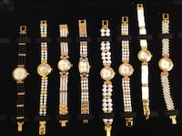 Beautiful freshwater pearls watches from wholesale closing Richmond Hill, L4C 0H9