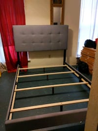 Full size bed frame $150 Dallas, 75217