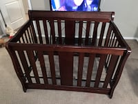 Delta Children Crib, Espresso Cherry Sioux Falls, 57110