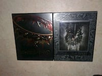 game of thrones season 1&2 plus blue ray disc   Amsterdam, 12010