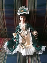 Victorian porclain doll Newville, 17241