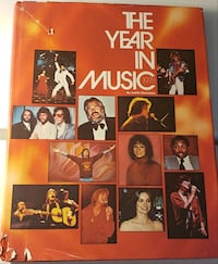 The Year in Music 1978 by Judith Glassman Catonsville, 21228
