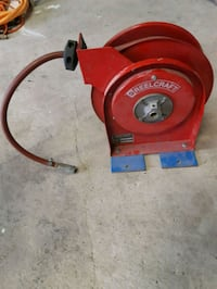 Retractable Air hose reel Caledon, L7E 1R2