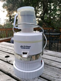 Jack LaLanne's power juicer  Happy Valley, 97086