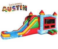 bounce house for rent!  Austin, 78754