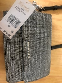 black and gray leather wallet Garden Grove, 92840