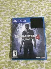 Uncharted 4( PS4) Palm Bay, 32907
