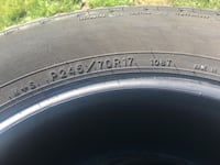 4 Used GoodYear Tires 245/70/17 Sterling, 20164
