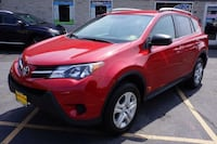 2015 Toyota RAV4 RED Woodbridge, 22191