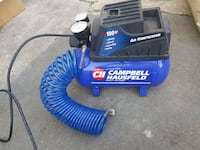 blue and black Campbell Hausfeld air compressor Daly City, 94015
