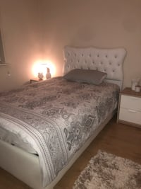 Ottoman single double bed with mattress London, N17 8BT