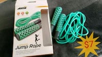 Jump Rope Brand New!! Vancouver, V6P 3S7