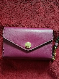 Michael Kors leather wallet / iphone 4s case