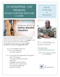 Active Shooter Response Training Chicago