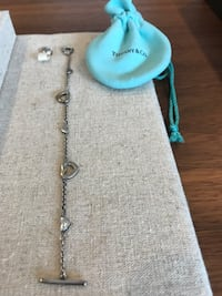 Tiffany & Co Bracelet Calgary, T2A