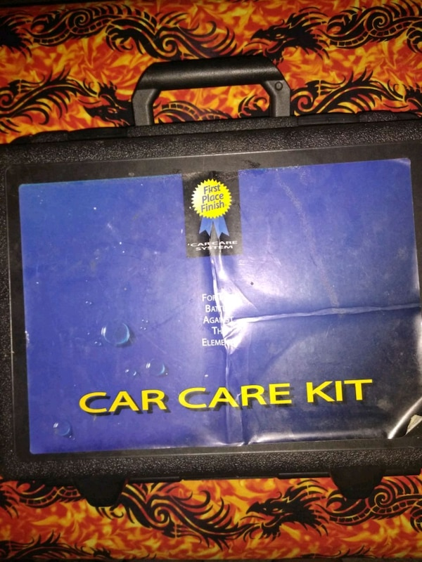 Total car care kit(New) 19ee845b-662e-4884-9317-d14255e033cc