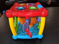 Vtech Busy Learners Activity Cube Brampton