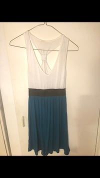 Costa Blanca teal colorblock dress size small  Toronto, M5R