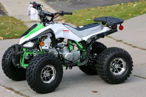 NEW 125cc CHEETAH PRO SPORT YOUTH ATV