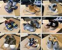 Baby 6 month to size 3 shoe lot Calgary, T3Z 0Y5
