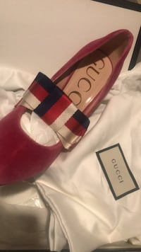 red and black Gucci belt Randallstown, 21133