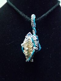 Bismuth pendant  null