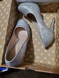 Size 7.5  all 3 pairs heels   All brand new in the Box Laurel, 20708