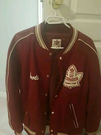 Roots olympic hockey team jacket  Whitby, L1R 2E5
