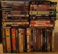 DVD Collection - 47 pieces, less than $1 Each! Glen Burnie, 21060