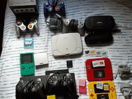 Game Lot (Can buy individually) (PSP, PS2, Gamecube, etc)