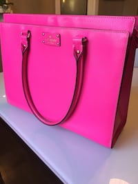 Authentic Pink Kate Spade purse