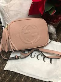 Pink Gucci bag Sterling, 20164