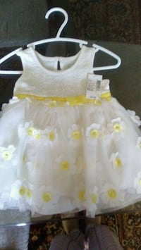 Brand new baby girls dress $10 Mississauga, L5A 1A8