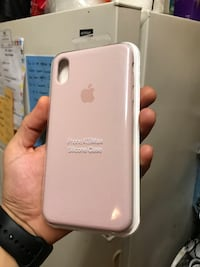 iPhone XSMAXX SILICON CASE PINK  Selden