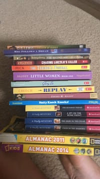 16 children's books Alexandria, 22307