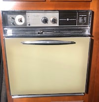 Antique Wall Oven