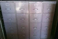 File Cabinets with keys Greensboro, 27407