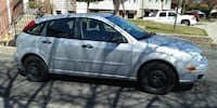 white 5-door hatchback Mississauga, L5N 0C6