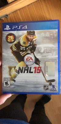 ps4 ea sports nhl 15 Edmonton