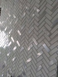 House cleaning tile and grout