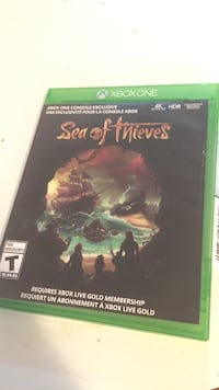 Sea of thieves xbox one game Montréal, H8P 2T6