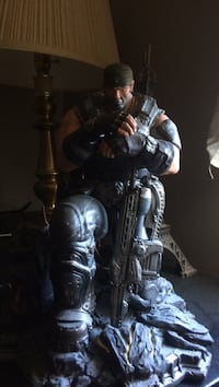 Marcus Gears 4 limited edition statue  Edmonton, T5N 1N3