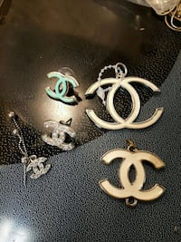 Miscellaneous Chanel pendants and earrings Edmonton, T5H 1K3