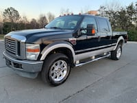 2008 Ford F-350 Super Duty Lariat 4x4 SuperCab 142-In SRW Sterling
