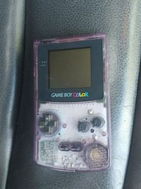 Gameboy Color system w/ game