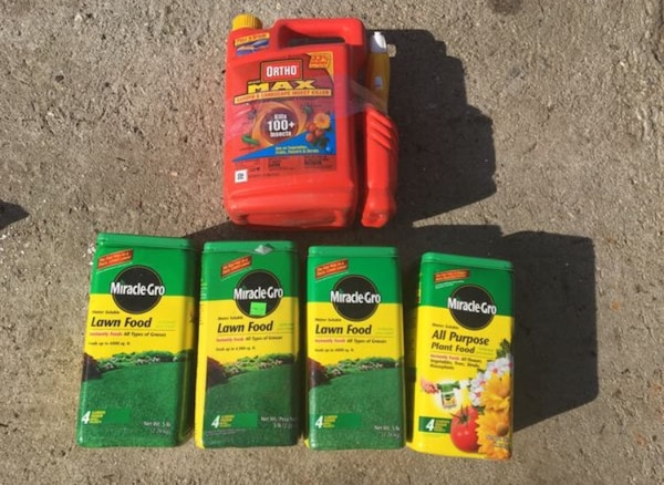 Miracle-Gro Lawn Food & Garden Insect Kilker