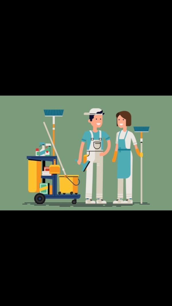 Commercial residential cleaning